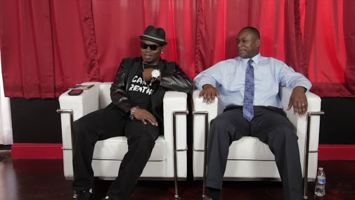 K Chill & Tetraz - Interview